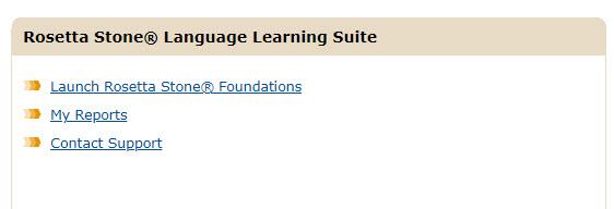 Rosetta Stone Library Solution | Calgary Public Library